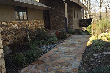 Concrete Replacement Specialists flagstone