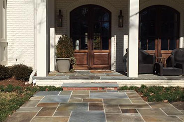 Concrete Replacement Specialists stained stone